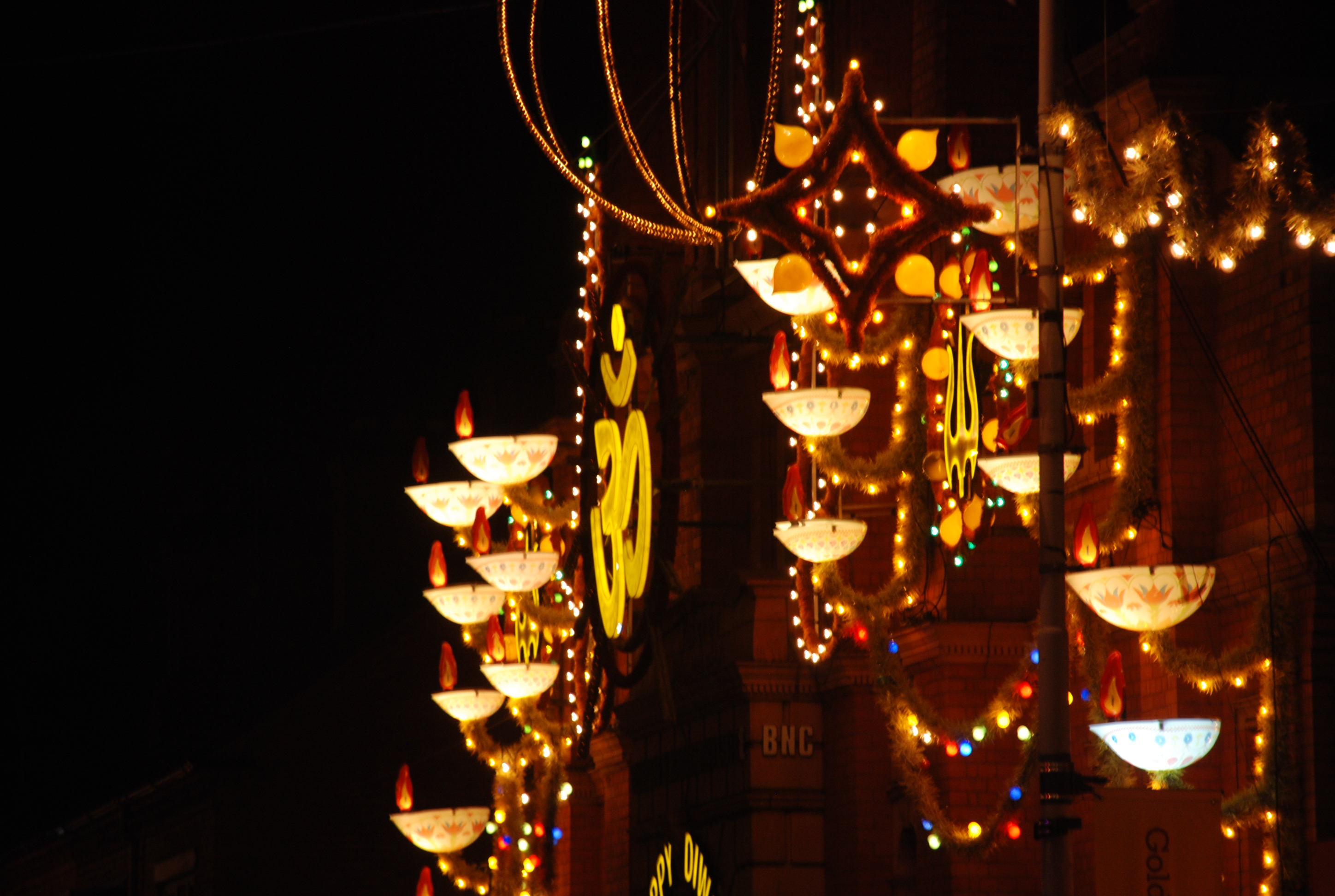 diwali decoration