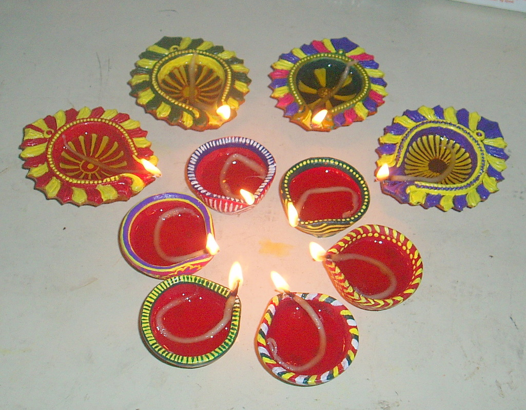 Diwali for How to make diwali decorations at home