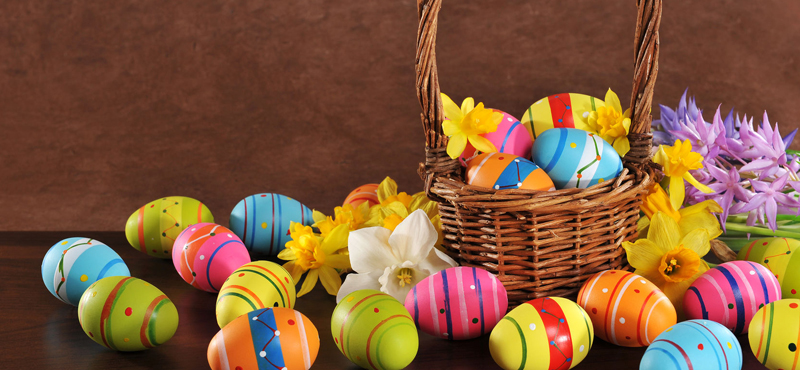 Easter baskets elitehandicrafts easter basket negle Images