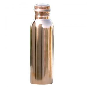 matte finish bottle copper