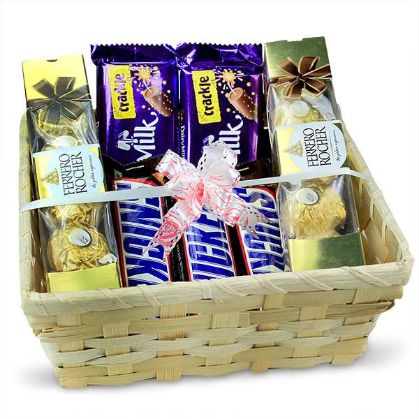 Basketful Chocolates