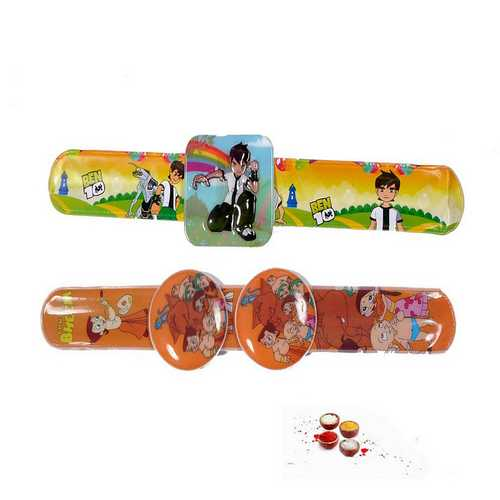 Cute n Fancy Kids Rakhi Combo