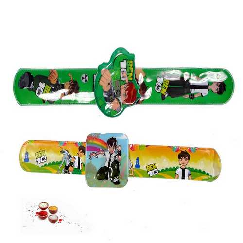 Ben 10 Rakhi Combo for Lill Brothers