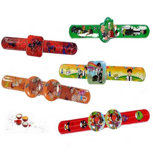 Set of 5 Cute Kids Rakhis