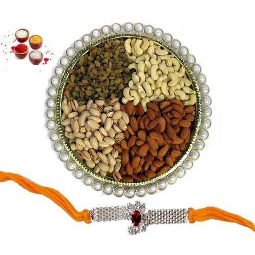 Rakhi N Dry Fruits Hamper