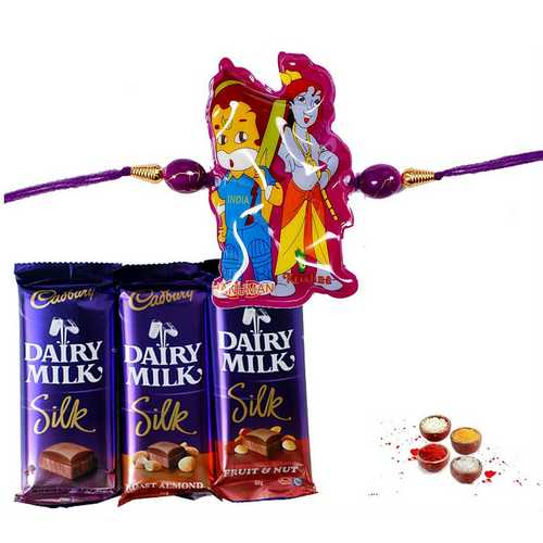 Kids� Rakhi Surprise