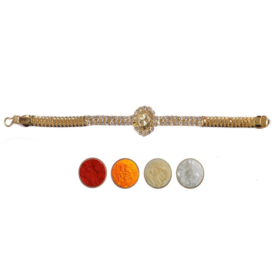 Jeweled Bracelet Rakhi
