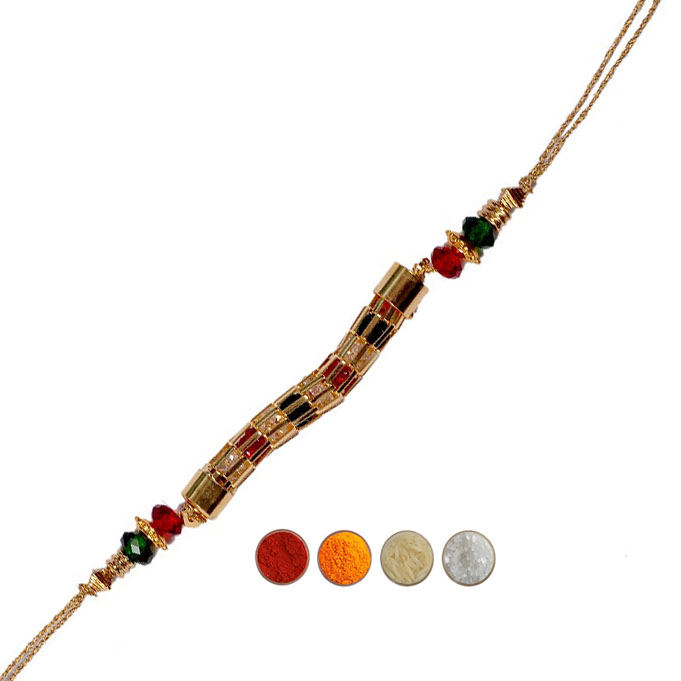 Fancy Rakhi with Elegant Design