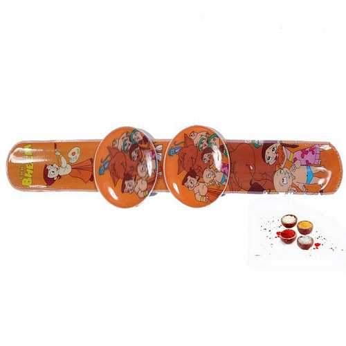 Chhota Bheem Design Rakhi for Kids