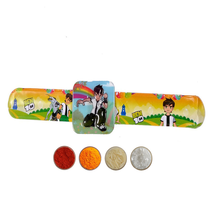 Ben 10 Rakhi for Kids