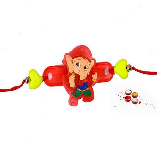 Bal Ganesha Rakhi for Kids