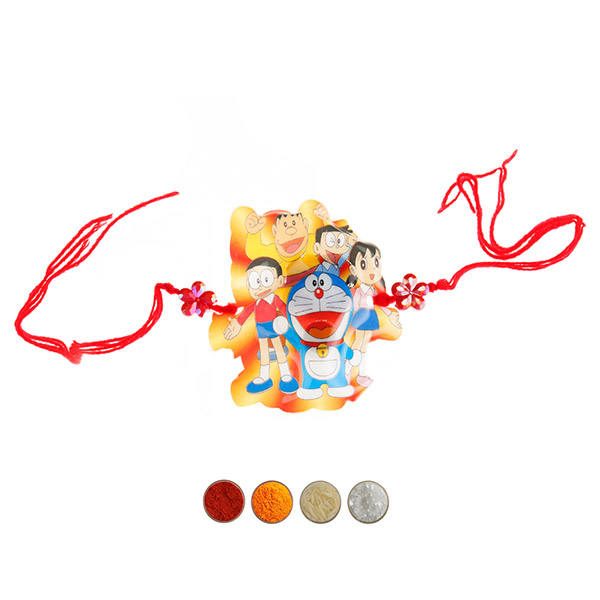 Doraemon Family Rakhi