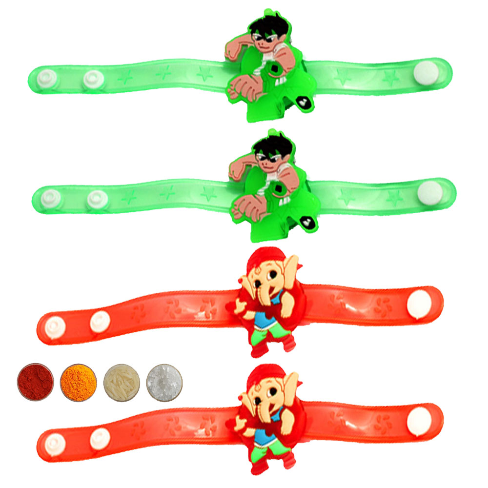 Kid s Rakhi Band