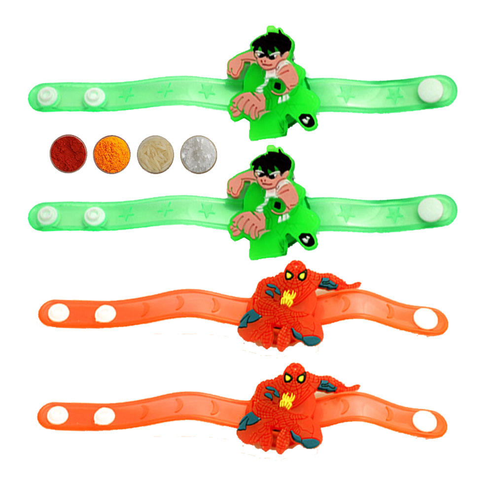 Kids Rakhi Set of Four