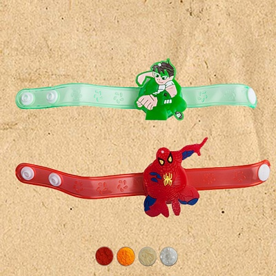 Fancy Kids Rakhi Set