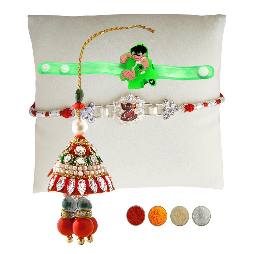 Premium Family Rakhi Set