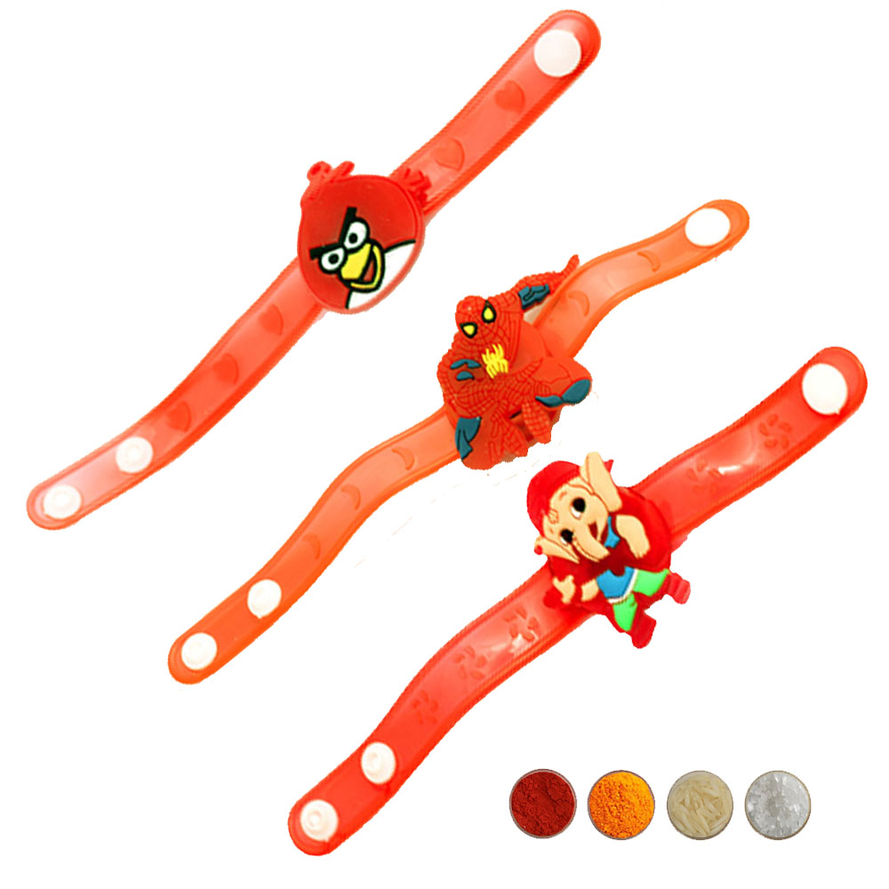 Special Cartoon Character kid's rakhi