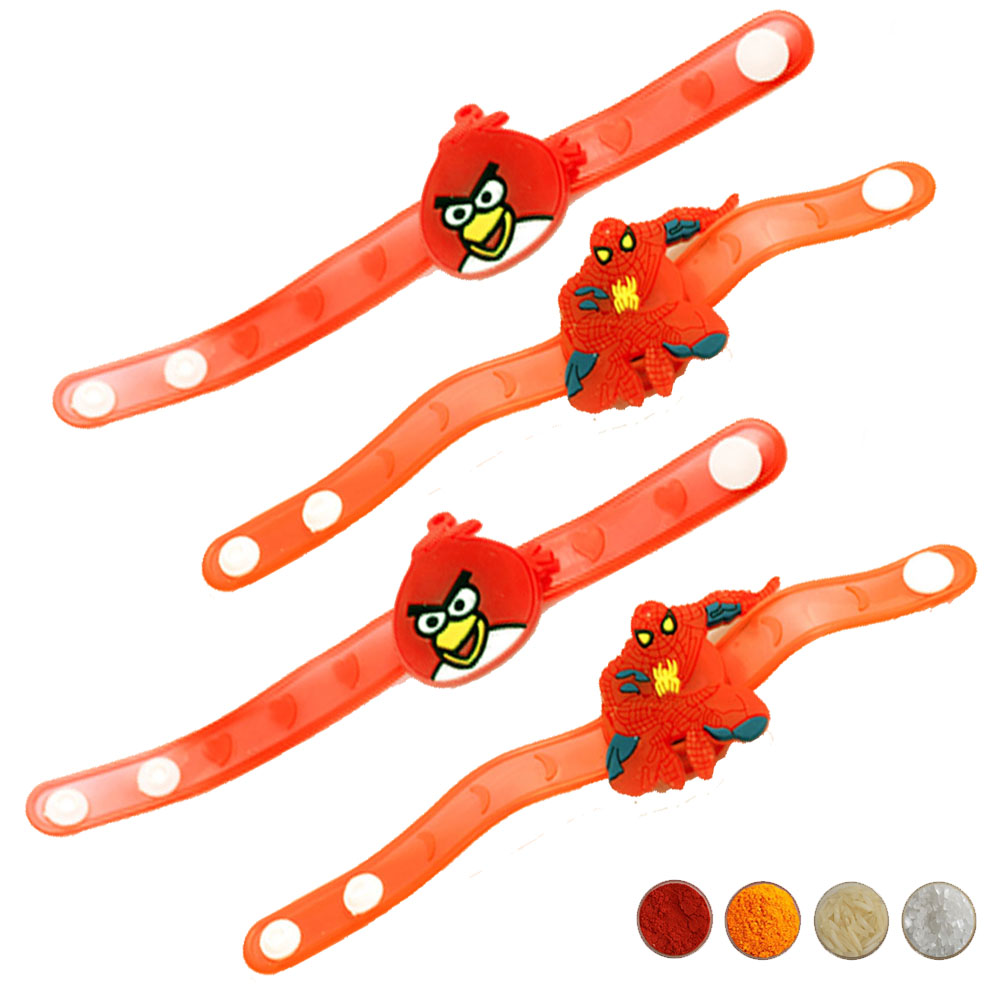 Designer Rakhi Set for Kids
