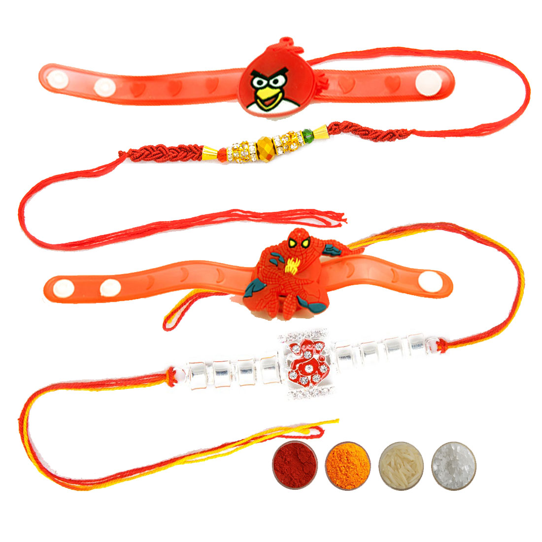 Family Special Rakhi Set