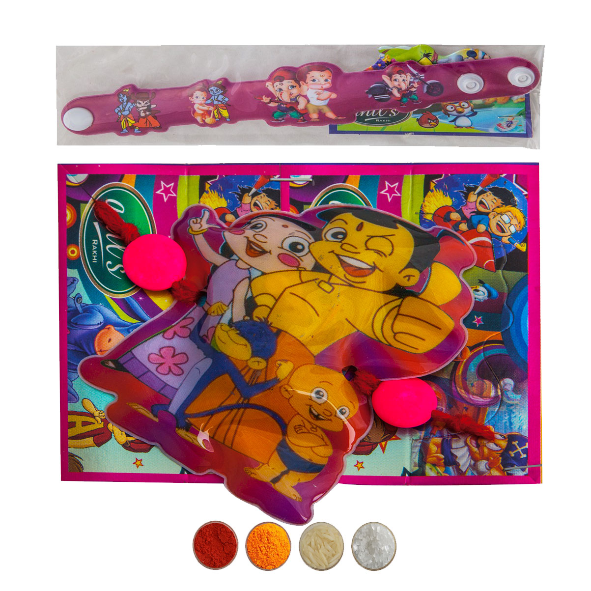 Kid's Special Rakhi Set