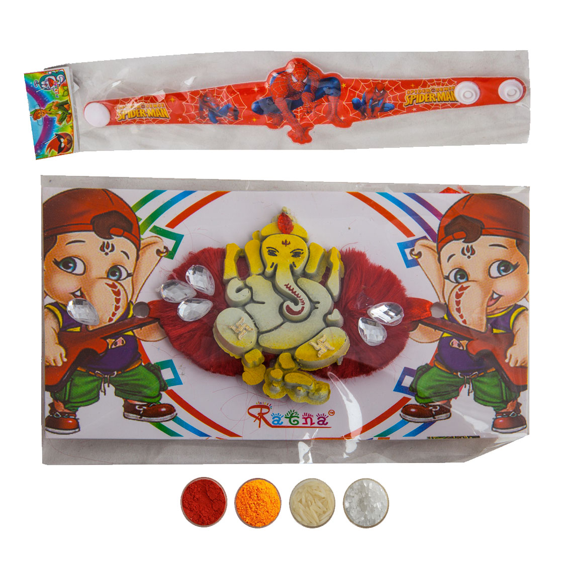 Kids Special Rakhi Set of Two