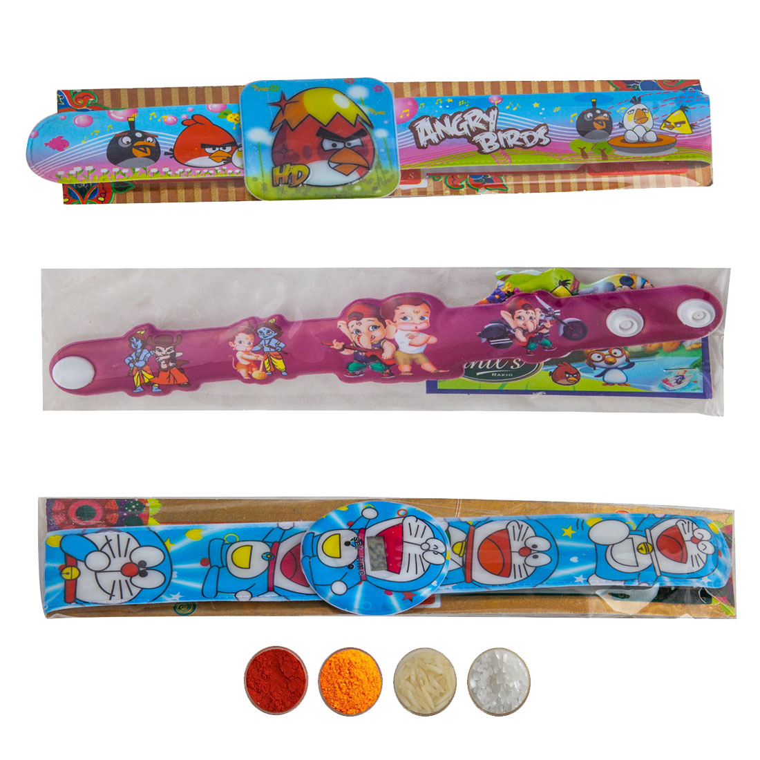 Special Kid's Rakhi set of three