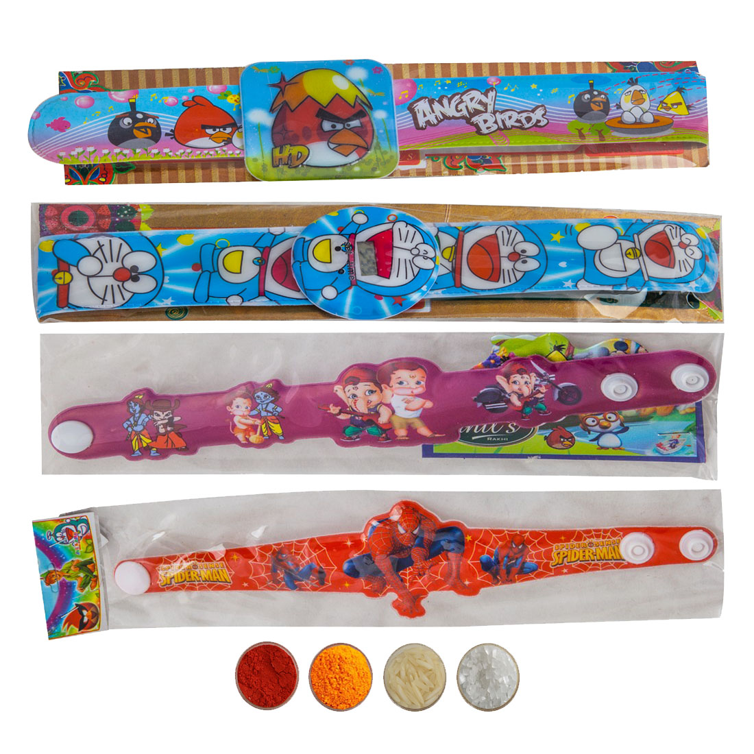 Children Special Rakhi Band Set