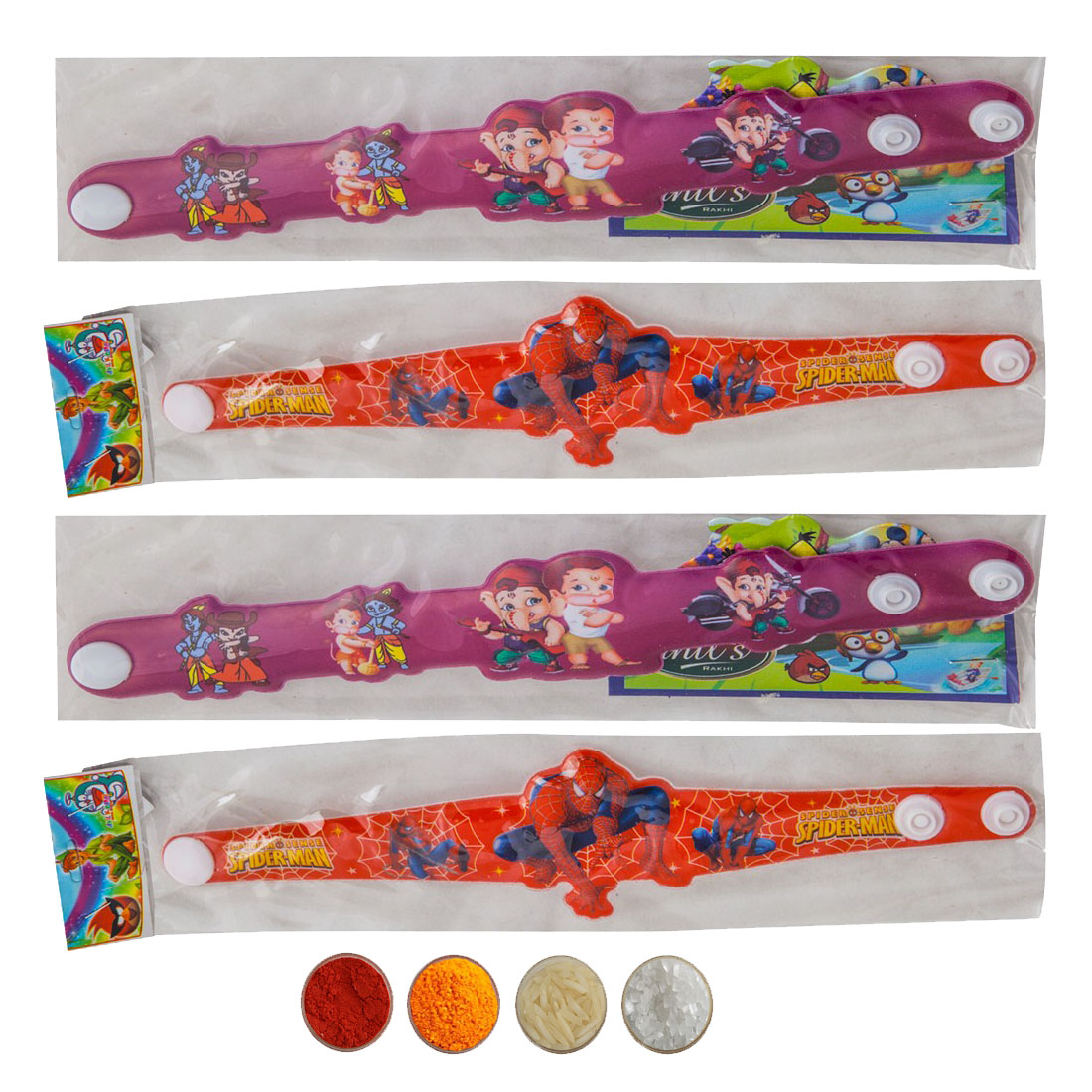 Children Rakhi Bands