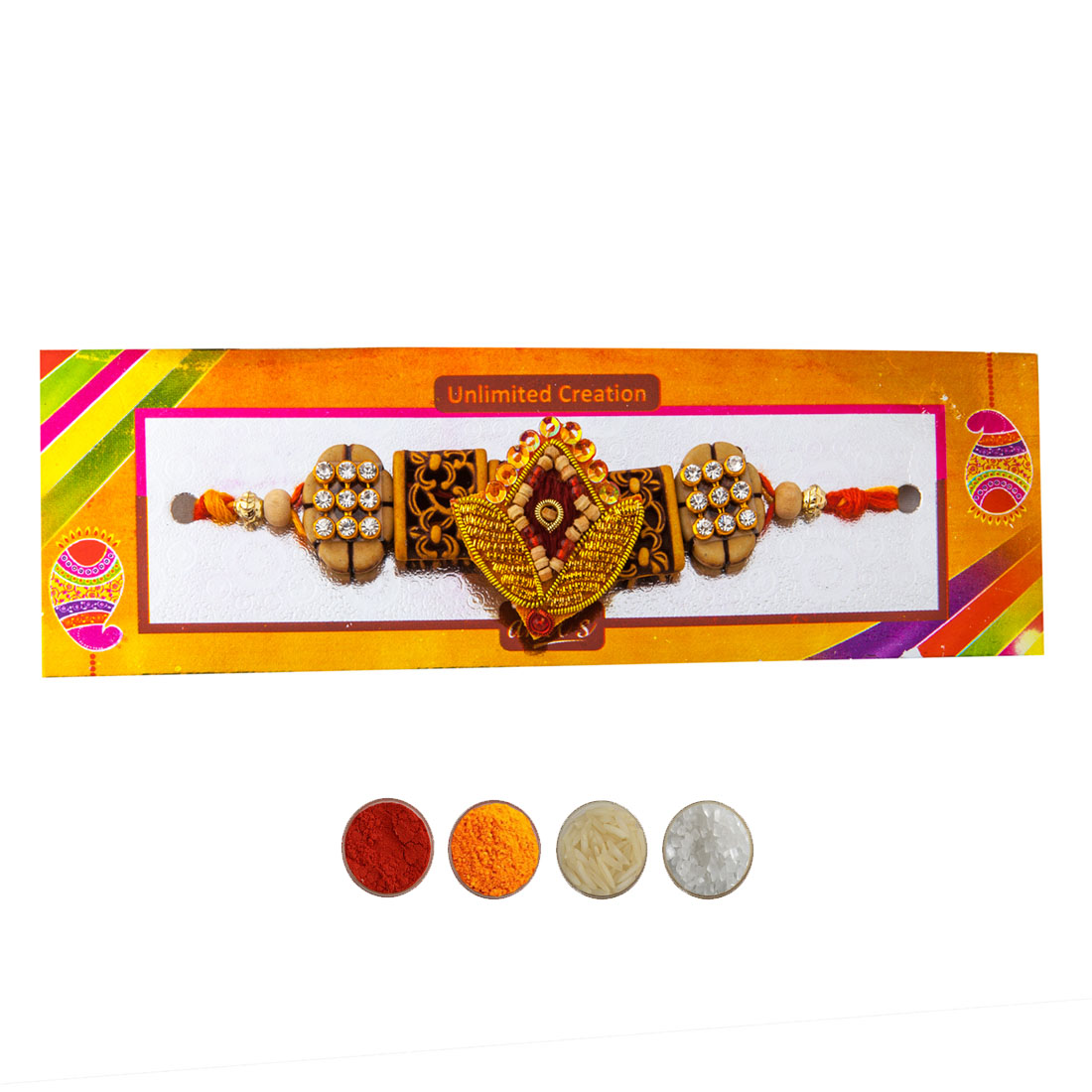Pure Chandan Rakhi
