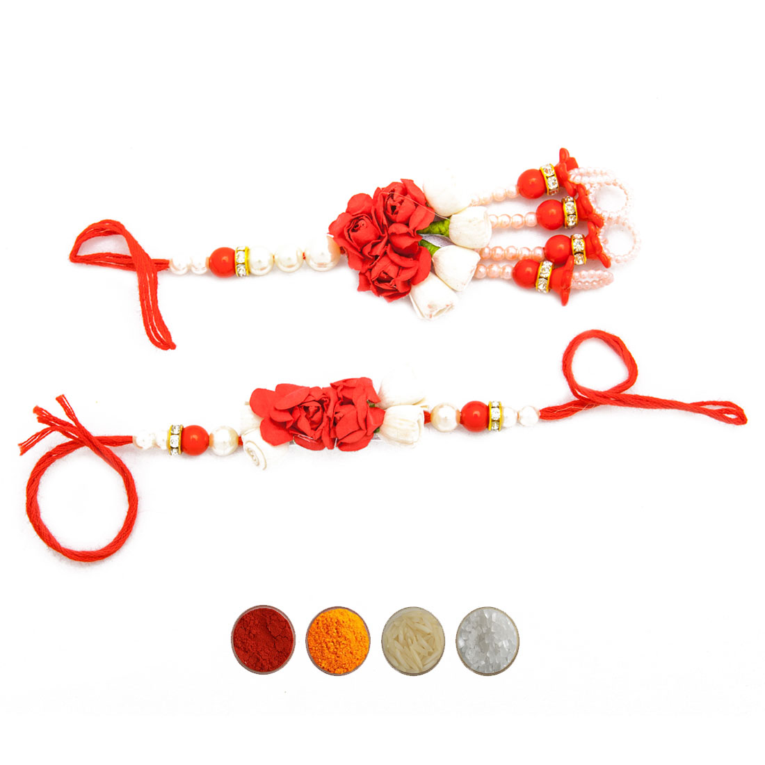 Rakhi Set for Bhaiya and Bhabhi