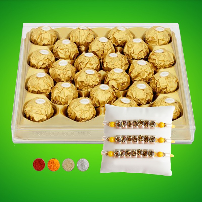 Rocher Delights for Rakhi