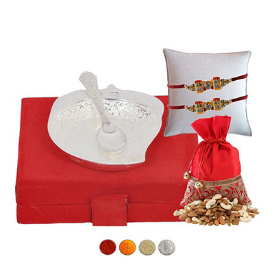 Premium Rakhi Hamper for Brothers