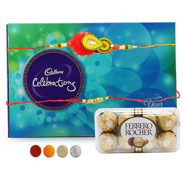 Rakhi Chocolate Delights