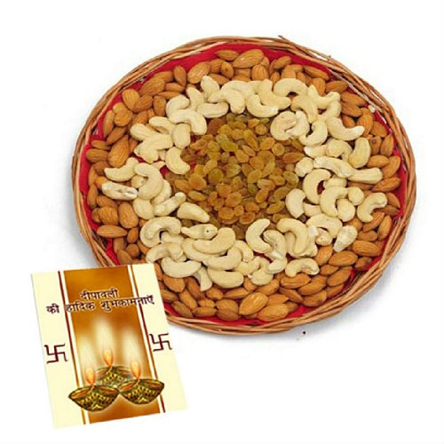 2kg Mix Dryfruits - Diwali Gifts