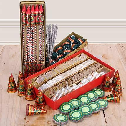 Assorted Festive Delights - Diwali Gifts