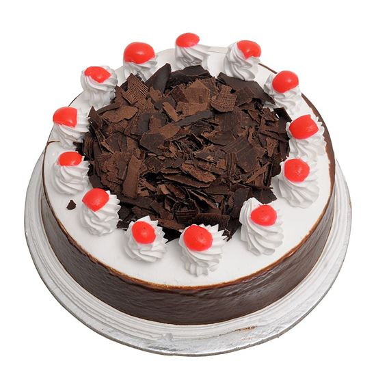 Blackforest Cake Half kg Eggless