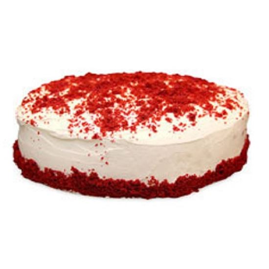 Red Velvet Fresh Cream Cake 1kg