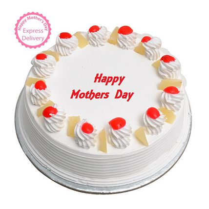 Mothers Day Spl - Pineapple Cake 1Kg