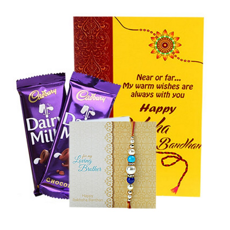 Rakhi Best Wishes Hamper
