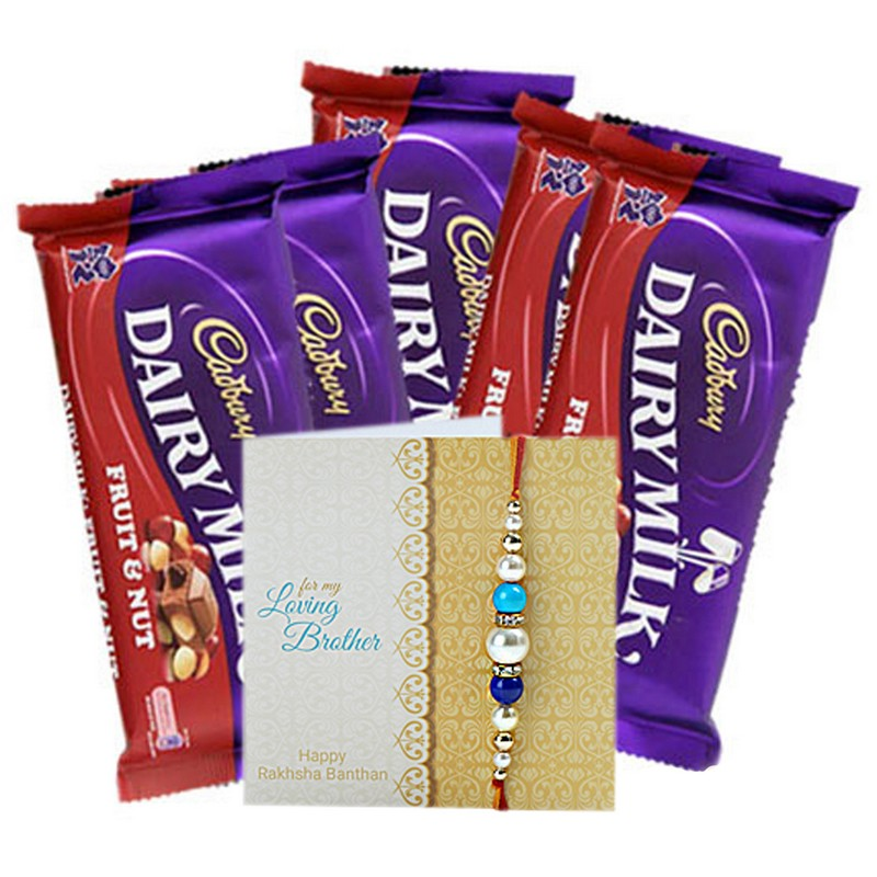 Fruit N Nut Chocos & Rakhi
