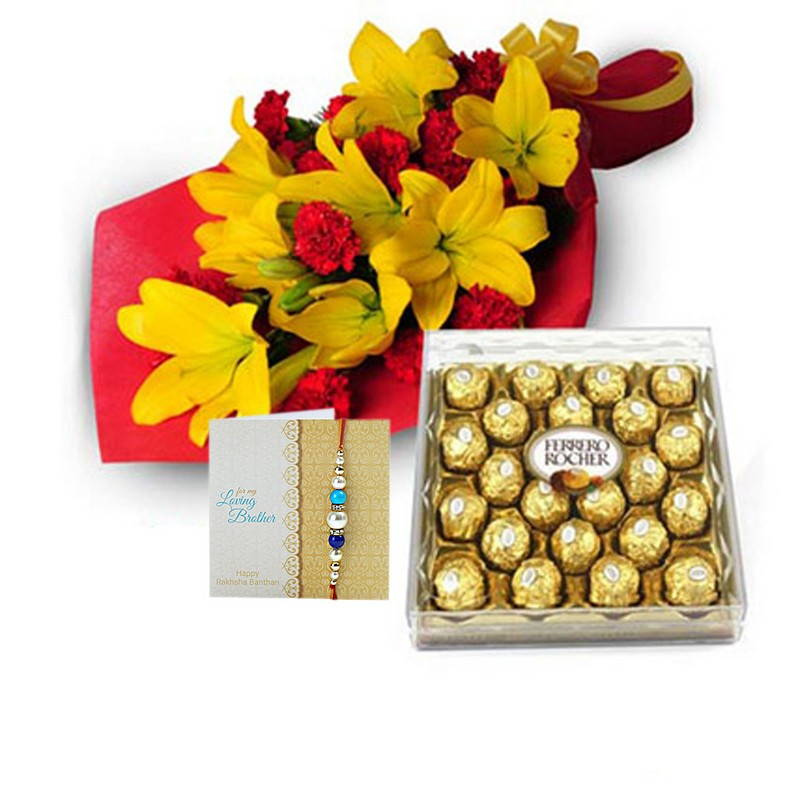 Rakhi Exotic Hamper