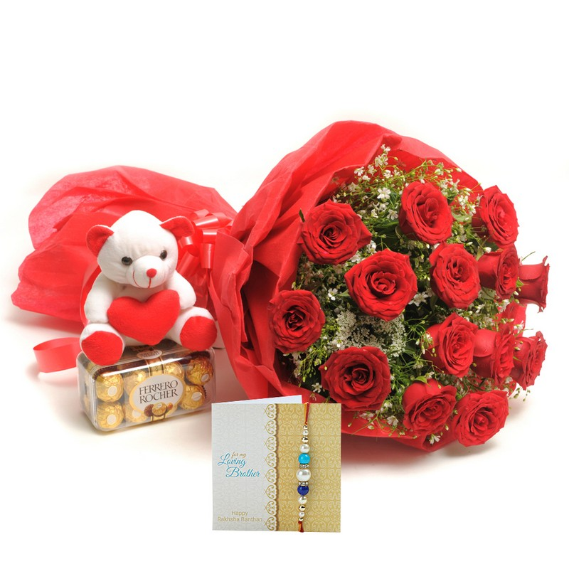 Rakhi Love Hamper
