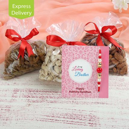 Packed Goodness-Rakhi