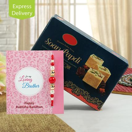 Spread Joy Hamper-Rakhi