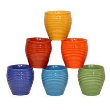 Colourful Traditional Multicolor Tea Cup