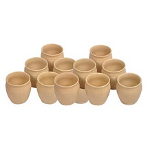 Kulhar Ceramic Tea Cups Set of 12
