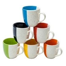 Classy Look Fancyware Tea Cups Set of 6