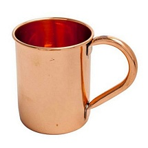 Pure Copper Jug or Mug for Diwali and Dhanteras Gifts