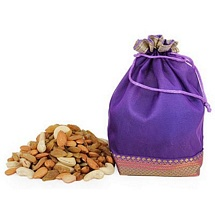 Nutritious Dry Fruits Potli Bag