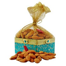 Almonds Potli Gift 400g